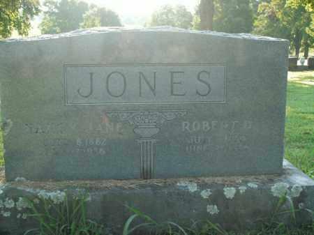 JONES, ROBERT D. - Boone County, Arkansas | ROBERT D. JONES - Arkansas Gravestone Photos