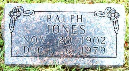 JONES, RALPH - Boone County, Arkansas | RALPH JONES - Arkansas Gravestone Photos