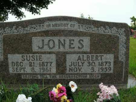 JONES, MARY SUSIE - Boone County, Arkansas | MARY SUSIE JONES - Arkansas Gravestone Photos