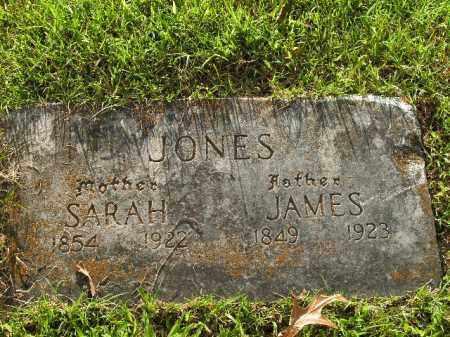 JONES, JAMES - Boone County, Arkansas | JAMES JONES - Arkansas Gravestone Photos