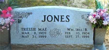 JONES, WILLIAM B. - Boone County, Arkansas   WILLIAM B. JONES - Arkansas Gravestone Photos