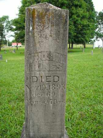 JONES, THOMAS M. - Boone County, Arkansas | THOMAS M. JONES - Arkansas Gravestone Photos