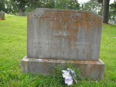 JONES, WILLIAM T. - Boone County, Arkansas | WILLIAM T. JONES - Arkansas Gravestone Photos