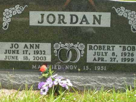 "JORDAN, ROBERT ""BOB"" - Boone County, Arkansas 