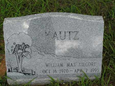 KAUTZ, WILLIAM MAX KILGORE - Boone County, Arkansas | WILLIAM MAX KILGORE KAUTZ - Arkansas Gravestone Photos