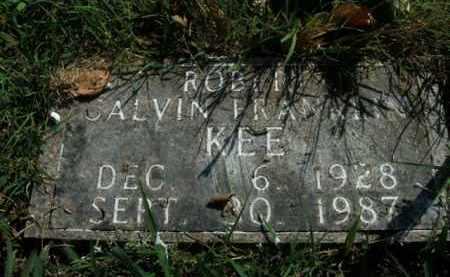 KEE, ROBERT CALVIN FRANKLIN - Boone County, Arkansas | ROBERT CALVIN FRANKLIN KEE - Arkansas Gravestone Photos