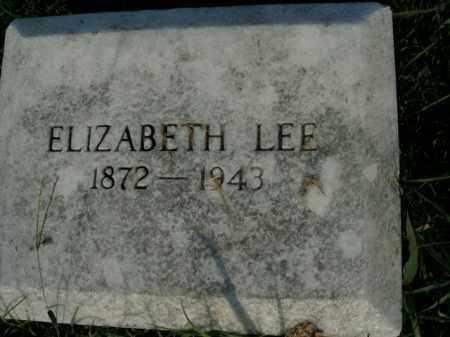 KEESEE, ELIZABETH LEE - Boone County, Arkansas | ELIZABETH LEE KEESEE - Arkansas Gravestone Photos