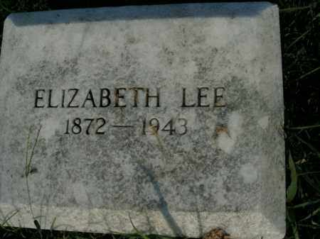 KEESEE, ELIZABETH LEE - Boone County, Arkansas | ELIZABETH LEE KEESEE - Arkansas Gravestone Photos