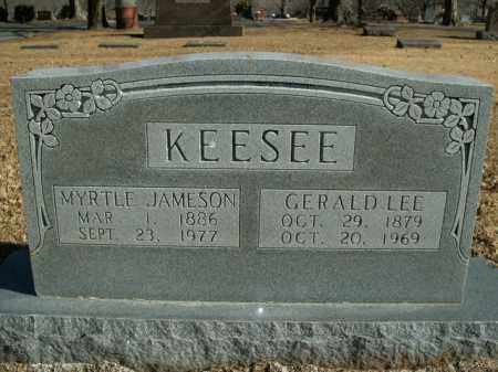 KEESEE, GERALD LEE - Boone County, Arkansas | GERALD LEE KEESEE - Arkansas Gravestone Photos