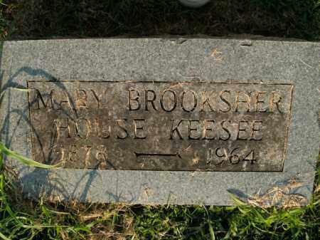 KEESEE, MARY - Boone County, Arkansas | MARY KEESEE - Arkansas Gravestone Photos