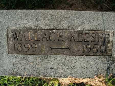 KEESEE, WALLACE - Boone County, Arkansas | WALLACE KEESEE - Arkansas Gravestone Photos
