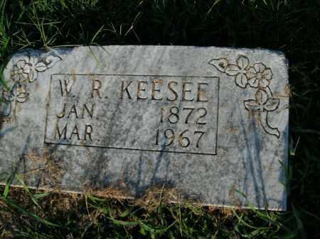 KEESEE, W.R. - Boone County, Arkansas | W.R. KEESEE - Arkansas Gravestone Photos