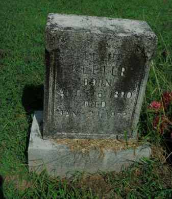 KEETER, ELLIE - Boone County, Arkansas | ELLIE KEETER - Arkansas Gravestone Photos