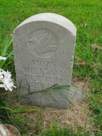 KEETON, ROY WILLIAM - Boone County, Arkansas | ROY WILLIAM KEETON - Arkansas Gravestone Photos