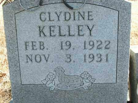KELLEY, CLYDINE - Boone County, Arkansas   CLYDINE KELLEY - Arkansas Gravestone Photos