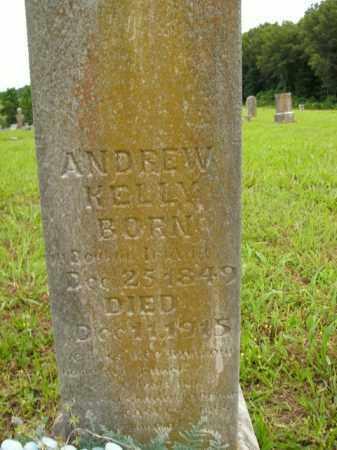 KELLY, ANDREW - Boone County, Arkansas | ANDREW KELLY - Arkansas Gravestone Photos