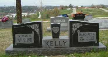 KELLY, TRUMAN UDELL - Boone County, Arkansas | TRUMAN UDELL KELLY - Arkansas Gravestone Photos