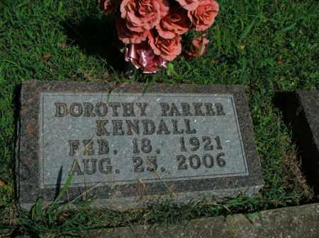 KENDALL, DOROTHY - Boone County, Arkansas | DOROTHY KENDALL - Arkansas Gravestone Photos