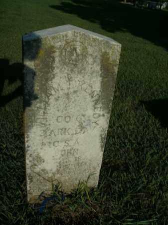 KENNEDY  (VETERAN CSA), WILLIAM T - Boone County, Arkansas | WILLIAM T KENNEDY  (VETERAN CSA) - Arkansas Gravestone Photos