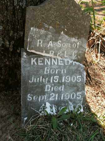 KENNEDY, R.A. - Boone County, Arkansas | R.A. KENNEDY - Arkansas Gravestone Photos