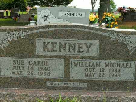 KENNEY, SUE CAROL - Boone County, Arkansas | SUE CAROL KENNEY - Arkansas Gravestone Photos