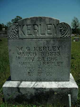 KERLEY, NANCY J. - Boone County, Arkansas   NANCY J. KERLEY - Arkansas Gravestone Photos