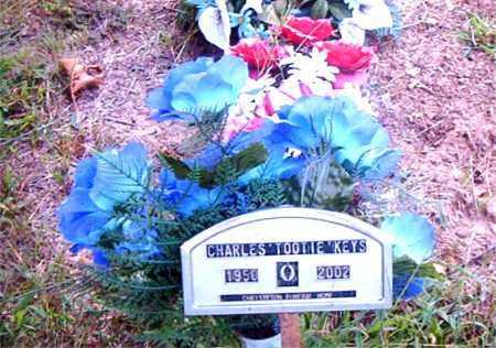 KEYS, CHARLES  (TOOTIE) - Boone County, Arkansas | CHARLES  (TOOTIE) KEYS - Arkansas Gravestone Photos