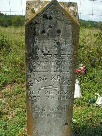 KEYS, SAM - Boone County, Arkansas | SAM KEYS - Arkansas Gravestone Photos