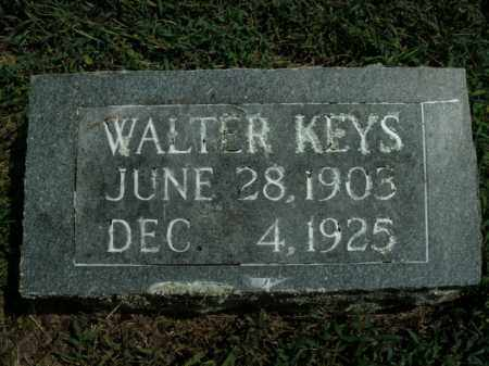 KEYS, WALTER - Boone County, Arkansas   WALTER KEYS - Arkansas Gravestone Photos