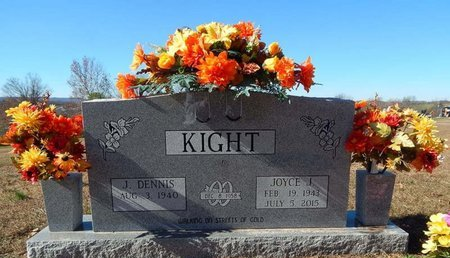 KIGHT, JOYCE J - Boone County, Arkansas | JOYCE J KIGHT - Arkansas Gravestone Photos