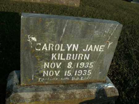 KILBURN, CAROLYN JANE - Boone County, Arkansas | CAROLYN JANE KILBURN - Arkansas Gravestone Photos