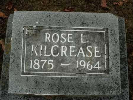 KILCREASE, ROSE LEE - Boone County, Arkansas | ROSE LEE KILCREASE - Arkansas Gravestone Photos