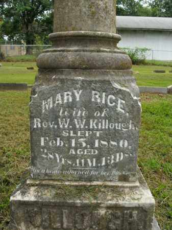 KILLOUGH, MARY - Boone County, Arkansas | MARY KILLOUGH - Arkansas Gravestone Photos