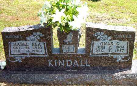 REA KINDALL, MABEL - Boone County, Arkansas | MABEL REA KINDALL - Arkansas Gravestone Photos
