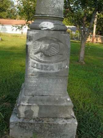 KING, ELIZA H. - Boone County, Arkansas   ELIZA H. KING - Arkansas Gravestone Photos