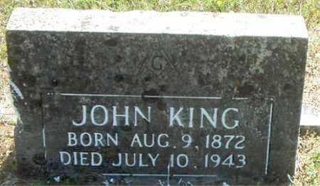 KING, JOHN - Boone County, Arkansas | JOHN KING - Arkansas Gravestone Photos