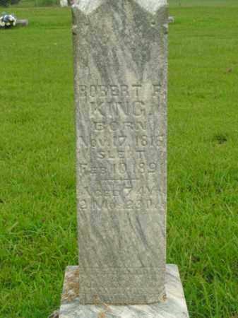 KING, ROBERT F. - Boone County, Arkansas | ROBERT F. KING - Arkansas Gravestone Photos