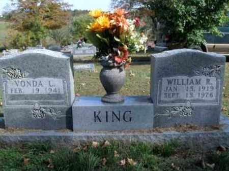 KING, WILLIAM RAWLINS - Boone County, Arkansas | WILLIAM RAWLINS KING - Arkansas Gravestone Photos