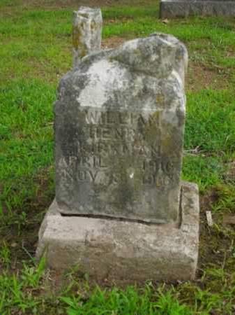 KIRKMAN, WILLIAM HENRY - Boone County, Arkansas | WILLIAM HENRY KIRKMAN - Arkansas Gravestone Photos