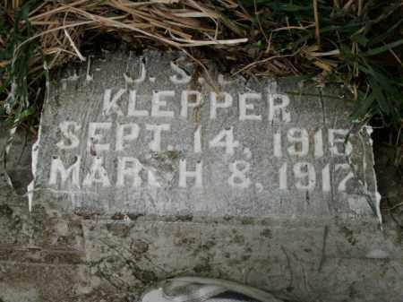 KLEPPER, JOBELLE - Boone County, Arkansas | JOBELLE KLEPPER - Arkansas Gravestone Photos