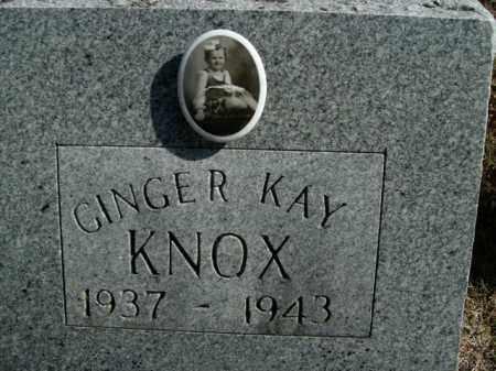 KNOX, GINGER KAY - Boone County, Arkansas | GINGER KAY KNOX - Arkansas Gravestone Photos
