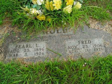 KOLB, PEARL LOU - Boone County, Arkansas | PEARL LOU KOLB - Arkansas Gravestone Photos