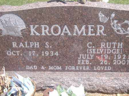 KROAMER, C. RUTH - Boone County, Arkansas | C. RUTH KROAMER - Arkansas Gravestone Photos