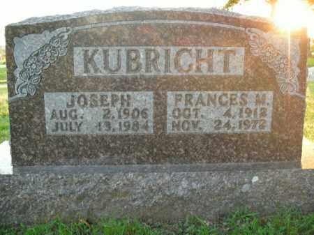 KUBRIGHT, JOSEPH - Boone County, Arkansas | JOSEPH KUBRIGHT - Arkansas Gravestone Photos