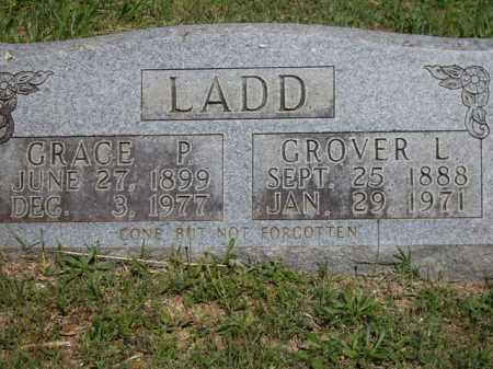 LADD, GROVER L. - Boone County, Arkansas   GROVER L. LADD - Arkansas Gravestone Photos