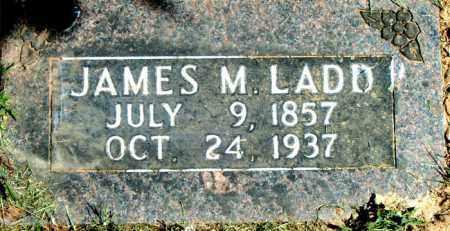 LADD, JAMES  MADISON - Boone County, Arkansas | JAMES  MADISON LADD - Arkansas Gravestone Photos