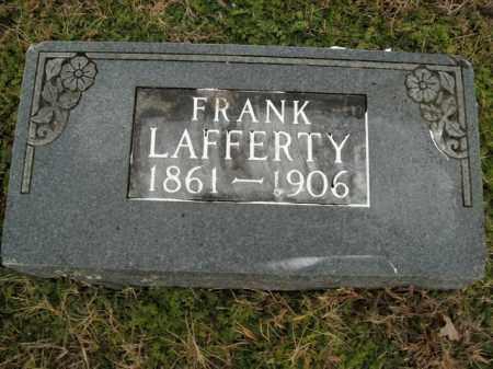 LAFFERTY, FRANK - Boone County, Arkansas | FRANK LAFFERTY - Arkansas Gravestone Photos