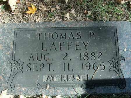 LAFFEY, THOMAS P. - Boone County, Arkansas | THOMAS P. LAFFEY - Arkansas Gravestone Photos