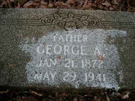 LAIR, JR, GEORGE ANDERSON - Boone County, Arkansas | GEORGE ANDERSON LAIR, JR - Arkansas Gravestone Photos
