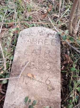 LAIR, GABREL - Boone County, Arkansas | GABREL LAIR - Arkansas Gravestone Photos